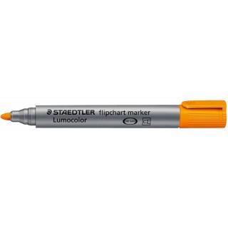 STAEDTLER Flipchartmarker Lumocolor 356 mit Rundspitze 2 mm orange