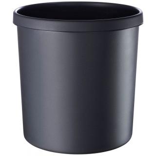HELIT 61064 Papierkorb schwer entflammbar 18 Liter