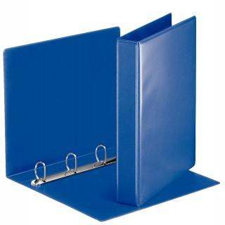 ESSELTE Ringbuch Panorama 4-Ring 30 mm blau