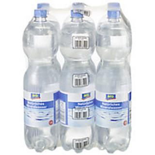 ARO Mineralwasser 1,5 Liter still 6er Pack