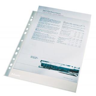 ESSELTE Klarsichthülle A4 100 Stück transparent