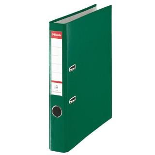 ESSELTE Ordner A4 5 cm grün