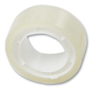 OFFICIO Klebeband Economy 15 mm x 10 m transparent