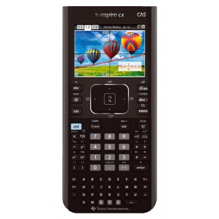 TEXAS INSTRUMENTS Grafikrechner Nspire CX CAS