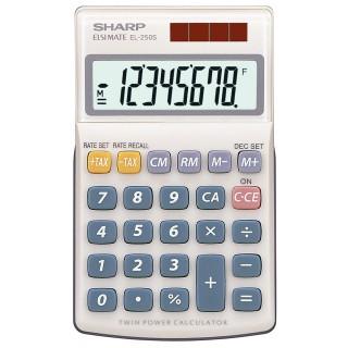 SHARP Taschenrechner EL-250S