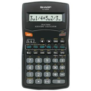 SHARP Schulrechner EL-500 W
