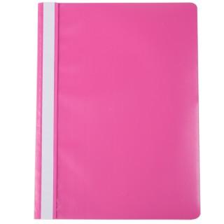 OFFICIO Schnellhefter A4 PP rosa
