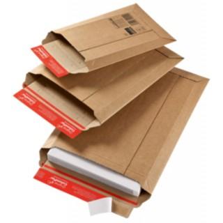 COLOM PAC Kartontasche B3 57 x 42 cm braun