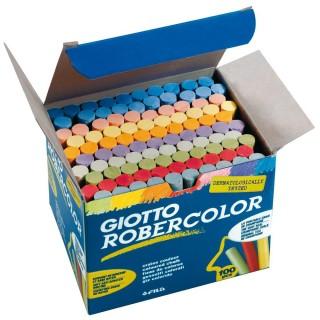 GIOTTO Tafelkreide Rober Color 100 Stück mehrere Farben