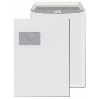ÖKI Fenstertasche Classic C4T-ÖF/CLA120F 250 Stück DIN C4 mit Haftstreifen 120g/m² weiß
