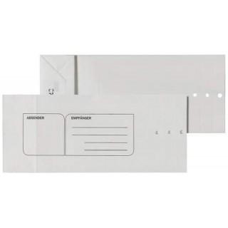 ÖKI Mustersack 240 x 420 + 50 mm 110 g/m² mit Aufdruck weiß