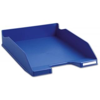 MULTIFORM Briefablage Combo für A4/C4 blau