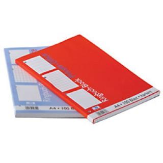 WURZER Ringbuchblock A4 100 Blatt kariert