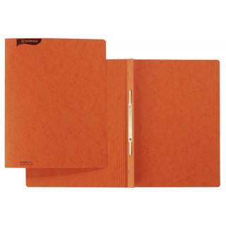 DONAU Schnellhefter Pressspan A4 orange