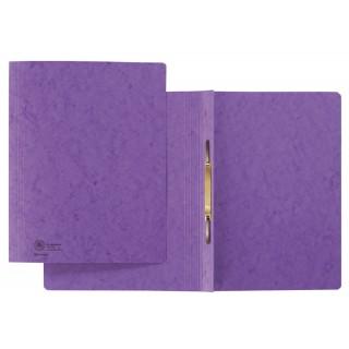 DONAU Schnellhefter Pressspan A4 violett