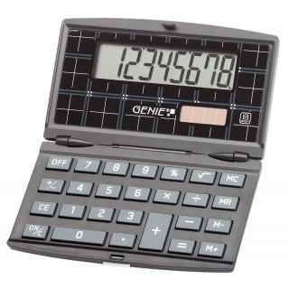 GENIE Taschenrechner 200 11636 schwarz