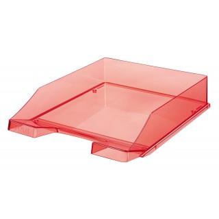 HAN Briefkorb Klassik 1026-X-29 transparent rot