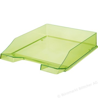 HAN Briefkorb 1026-X-27 transparent grün