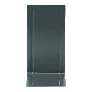 ALCO Buchstützen aus Metall 13 x 24 x 14,5 cm