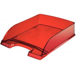 LEITZ Briefkorb A4 rot transparent