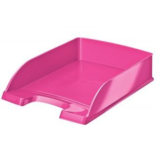 LEITZ Briefkorb A4 pink metallic