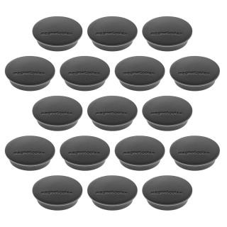 MAGNETOPLAN Magnete Discofix 30 mm 10 Stück schwarz