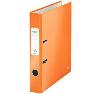 LEITZ Ordner A4 5 cm orange