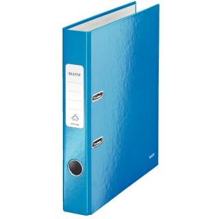 LEITZ Ordner A4 5 cm blau