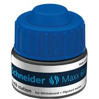 SCHNEIDER Refillstation Maxx 665 30 ml blau
