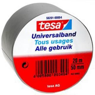 TESA Universal-Isolierband 50 mm x 20 m grau