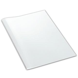 LEITZ Thermobindemappen 6 mm 100 Stück weiß