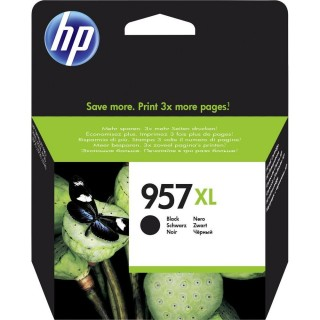 HP Tintenpatrone Nr.957XL black