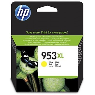 HP Tintenpatrone Nr.953XL yellow