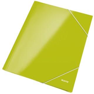 LEITZ Eckspannermappe WOW 3982 grün