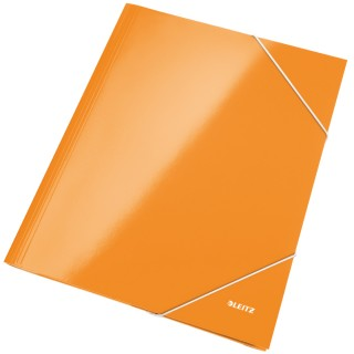 LEITZ Eckspannermappe WOW 3982 orange
