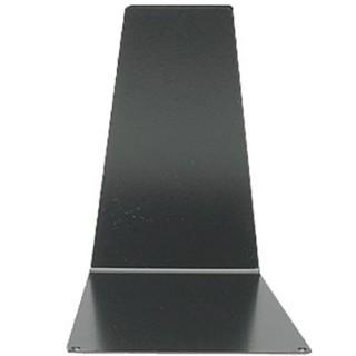 ALCO Buchstützen 4304 12,5 x 14,5 cm schwarz