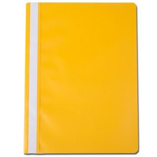 OFFICIO Schnellhefter A4 PP gelb