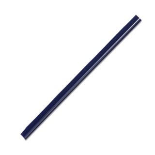 DURABLE Klemmschiene A4 100 Stück dunkelblau