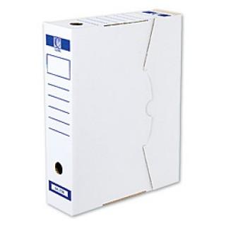 CLASSIC Archivschachtel 31,6 x 23,6 x 6,9 cm weiß