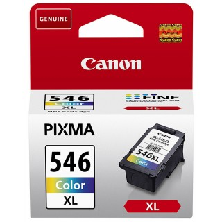 CANON Tintenpatrone CL546XL 13 ml color