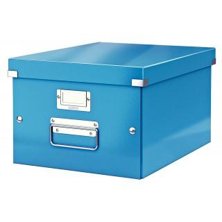 LEITZ Click & Store Ablagebox A4 blau