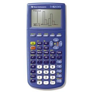 TEXAS INSTRUMENTS Grafikrechner 82 STATS