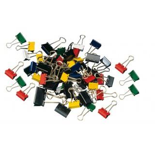 MAUL Foldback Klemmer 50 Stück diverse Größen und Farben
