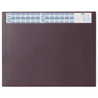 DURABLE Schreibunterlage 7204 65 x 52 cm dunkelrot