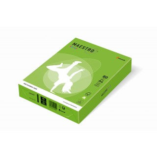 MAESTRO Color intensiv Kopierpapier A4 160 g/m² 250 Blatt maigrün