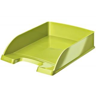 LEITZ Briefkorb A4 grün metallic