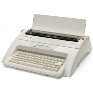 OLYMPIA Schreibmaschine Carrera deLuxe mit Display