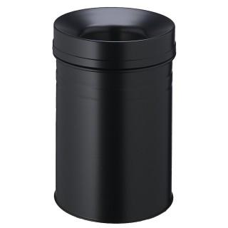 DURABLE Papierkorb 15 l schwarz