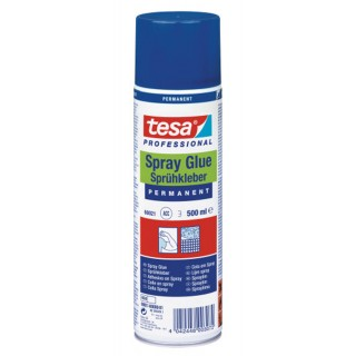 TESA Sprühkleber 60021 permanent 500 ml