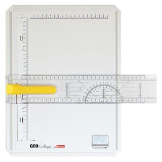 ARISTO Zeichenplatte GeoCollege A4 weiß